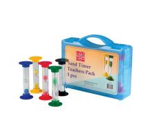 Набор песочных часов для учителя, 5 шт. Edu-Toys